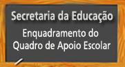 Enquadramento do Quadro de Apoio Escolar